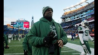 New York Jets fire coach Todd Bowles, what
