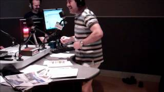 Patrick Marsolais gage ses pantalons!...(La suite) - 96,9 CKOI Montréal