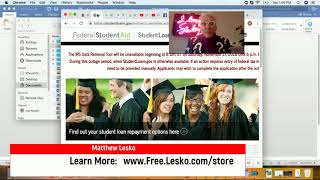 Why NOT To Refinance Your Student Loans .  www.Free.Lesko.com/store