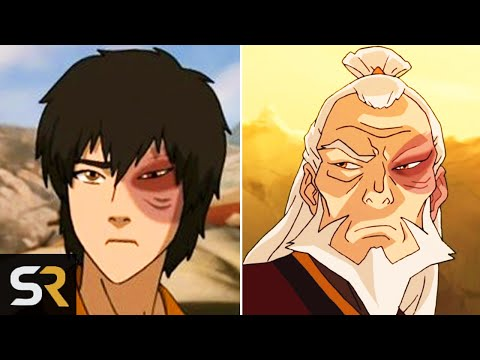 What Happened In The 70 Year Time Jump From Avatar: The Last Airbender To Korra
