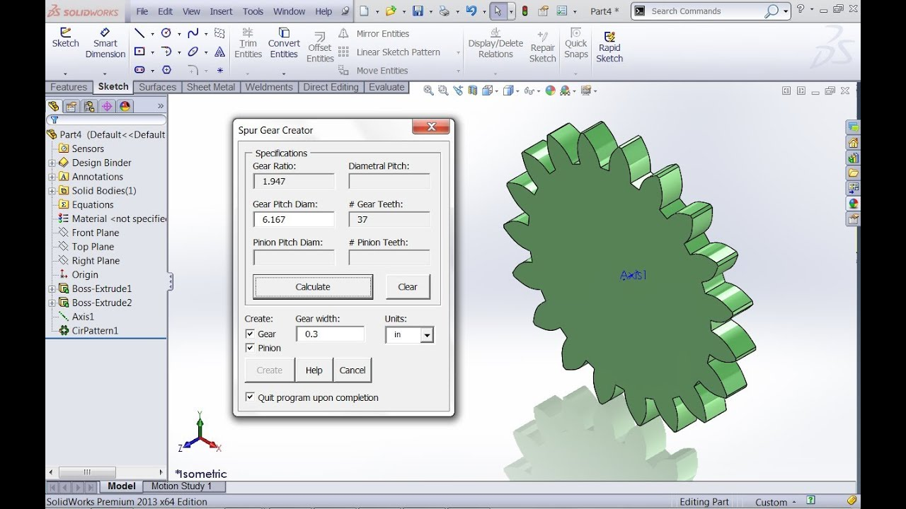 """""""Automating SolidWorks With VBA"""" API tutorials preview"""