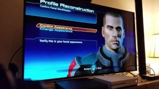 MASS EFFECT 1 : Xbox 360 Upscaled to 4K via XB1S Part #1
