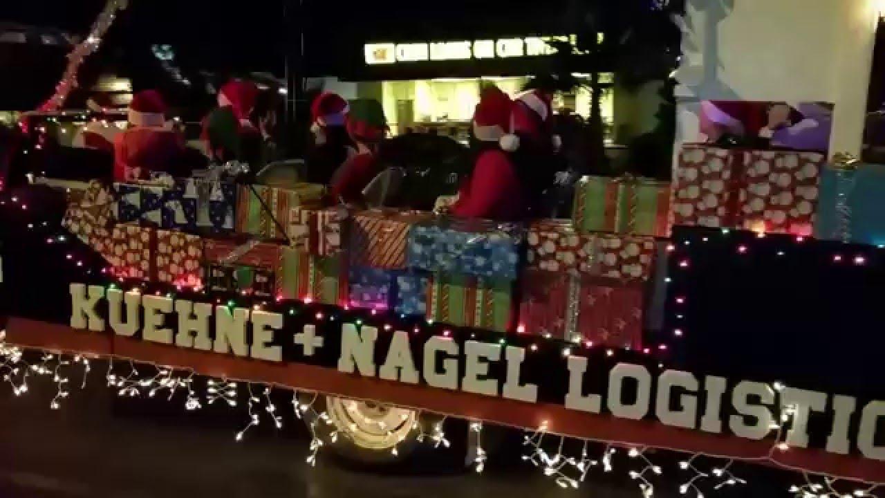 Kuehne nagel logistics casa grande arizona youtube