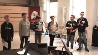 LIEBE STIRBT NIE - Behind the Scenes 2 - Das Kindercasting