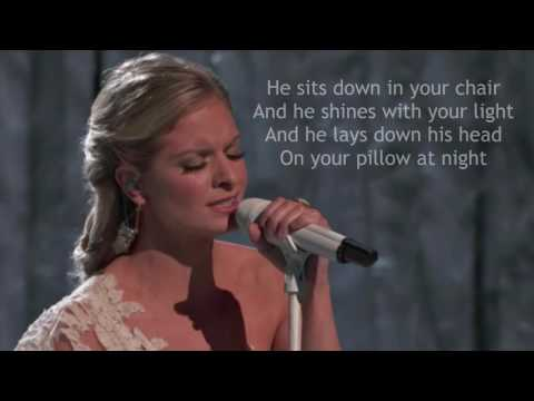 Lauren Duski - Ghost In This House (The Voice Performance) - Lyrics