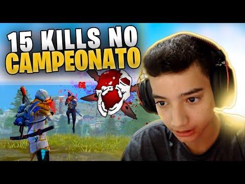 JOGAMOS O CAMPEONATO NO ESTILO B4 RUSH E MUITAS KILLS BOOYAH?! - FREE FIRE