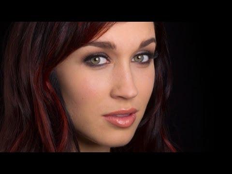 Smokey Eye Makeup Tutorial - Katy Perry Wide Awake Inspired - with Robert Jones