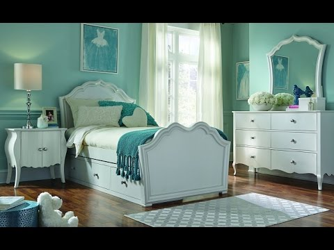Tiffany Bedroom Collection (5930) By Legacy Classic Kids
