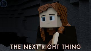 Frozen 2 - The Next Right Thing Minecraft Animation