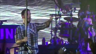 Linkin park - In The End / Numb Live Rio De Janerio,Brazil 2012 HD