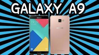 Samsung Galaxy A9, Review, análisis y características en español. E...