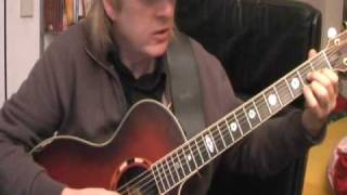 If a song could get me you Marit Larsen Guitar Lesson by Siggi Mertens