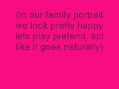 pink family portrait lyrics