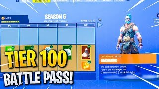 Download Video Audio Search For Unlock Season 5 Tier 100 Fast