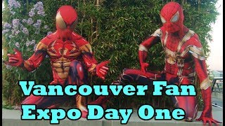 Fan Expo 2018 Day 1 Cosplay Highlights