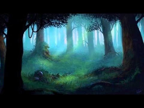Celtic Mystery Music Forest Of Forgetfulness Youtube