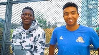 Isaac Bonga | NBA, DBB & das Leben in den USA | FRAPORT SKYLINERS