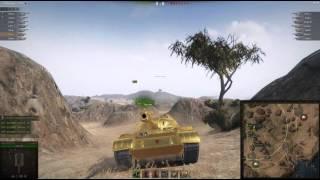 Type 59 Gold skin - Test 0.9.14
