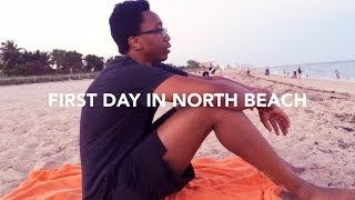 Video Our First Day In North Beach | We're In Miami Ep. 1 download MP3, 3GP, MP4, WEBM, AVI, FLV Agustus 2017