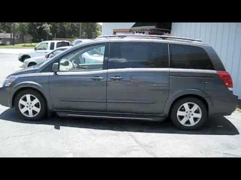 2004 Nissan Quest 3.5 SE Start Up, and Full Tour - YouTube