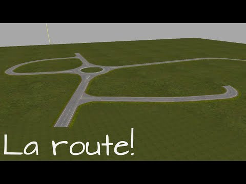 L'instant mapping | La_foret: La route!!