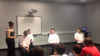 Sex Education - Coatbridge College Acting Students