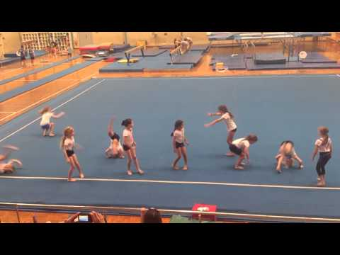 Best Song Ever (One Direction) ~ Gymnastics Dance Routine