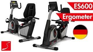 Sportstech ES600 Ergometer