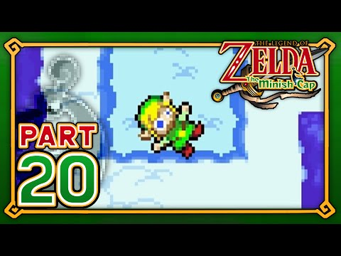 The Legend of Zelda: The Minish Cap - Part 20 - Cloud Tops!