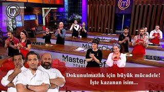 Dokunulmazlık için büyük mücadele! İşte kazanan isim... | 14. Bölüm | MasterChef Türkiye