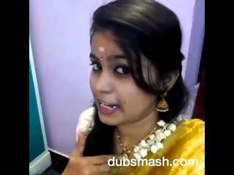 Dubsmash ... Vaseegara movie ❤ Sneha dialogue
