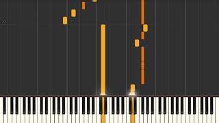 Kiss Me (Ed Sheeran) - Piano tutorial
