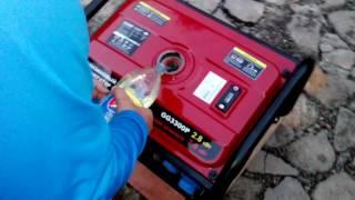 видео Генератор бензиновый инверторного типа DDE DPG2101i
