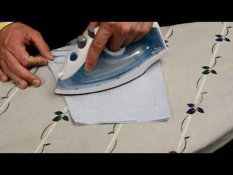 AFROTC Uniform Ironing HD