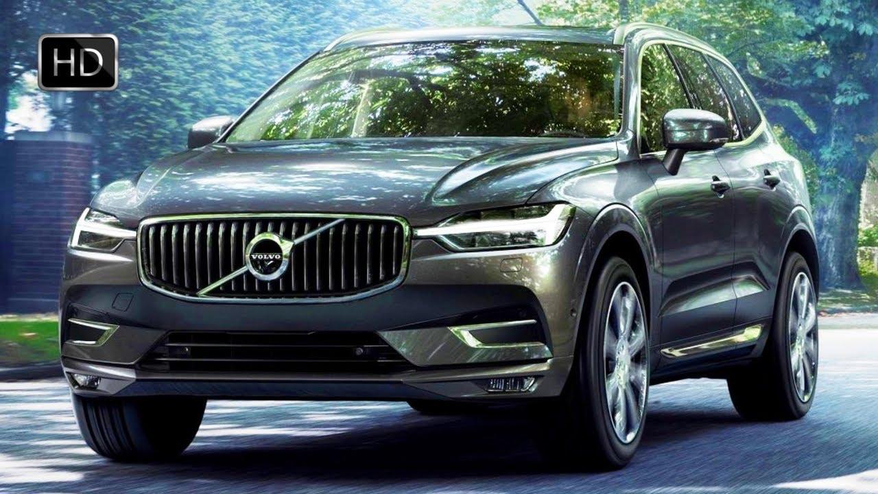 Volvo Luxury Suv Trailer Video Exterior Interior