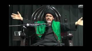 السيد منير الخباز - تحليل معنى رواية من زار الحسين كمن زار الله في عرشه