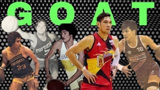 Si Junemar Fajardo ba ang PBA Greatest Player of all Time? | GOAT