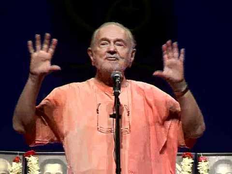Swami Kriyananda - Kriya Yoga in Daily Life - Mumbai, 30 Sep 2007
