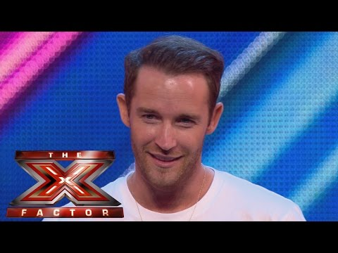 Jay James sings Coldplay's Fix You | Arena Auditions Wk 1 | The X Factor UK 2014