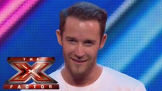jay james sings coldplays fix you arena auditions wk 1 the x factor uk 2014