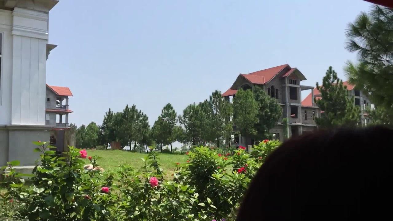 Khu đô thị sinh thái cao cấp The phoenix Garden  Đà Lạt trong lòng thủ đô
