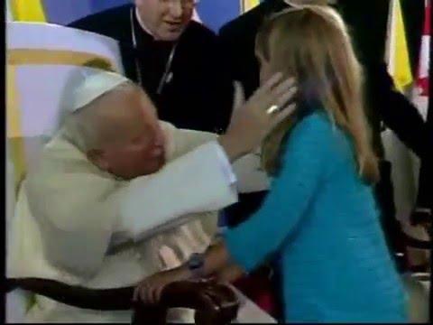 In Loving Memory:  Pope John Paul II