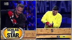 Schlag den Star - Sasha vs. Tim Mälzer
