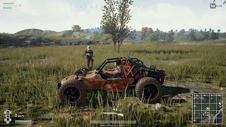 Nice Parking PUBG Battlegrounds