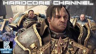 Warhammer 40000  Space Marine - Hardcore =5= Психическая плеть