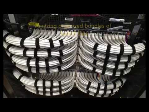 Xin Networks Cable Dressing Youtube