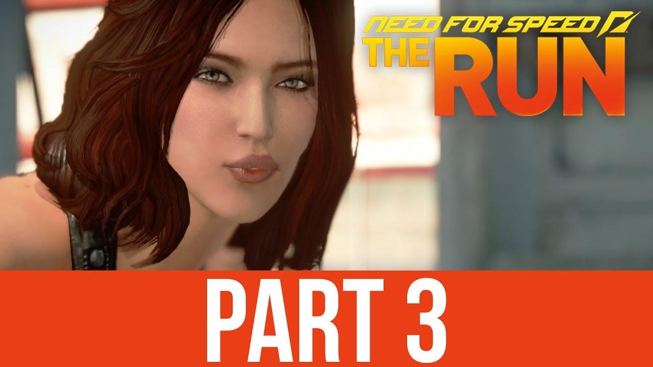 Need for Speed Der Run Gameplay-Durchgang Teil 3 - LAS VEGAS & NEW CAR + video