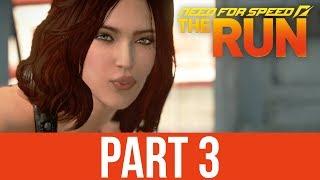 Need for Speed The Run Gameplay Walkthrough Part 3 - LAS VEGAS & NEW CAR