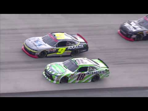 Battle Camera - 2017 NASCAR XFINITY Series - Round 28 - Dover