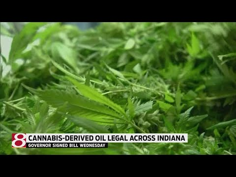 New Indiana law allows Hoosiers to legally have CBD oil